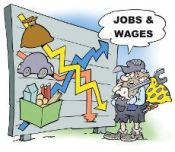 JOBS AND WAGES RESIZED